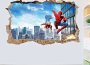 Ironman-And-Spiderman-City-Wall-Stickers-3D-Art.jpg